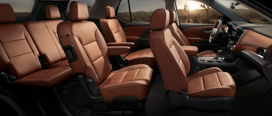 2020 chevy traverse premier vs high country comparison Chevrolet Traverse High Country