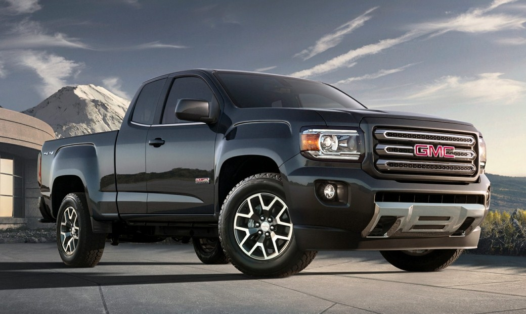 2020 gmc canyon extended cab changes refresh release Gmc Canyon Extended Cab