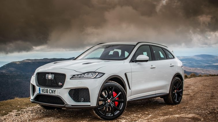 2019 jaguar f pace svr first drive review a magnificent Jaguar F Pace Svr Release Date