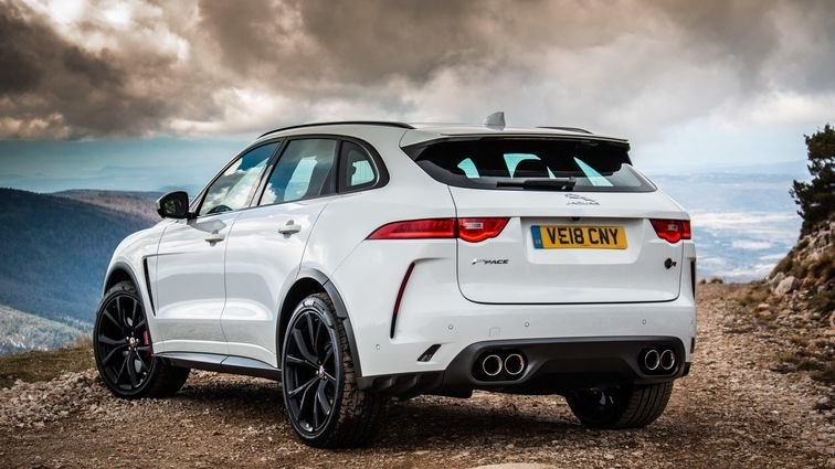 2020 jaguar f pace svr first drive review a magnificent Jaguar F Pace Svr Release Date