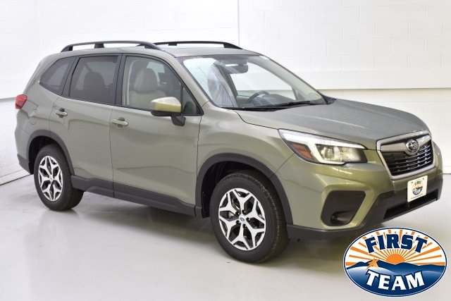 2020 jasper green metallic subaru forester suvs roanoke Subaru Forester Jasper Green Metallic