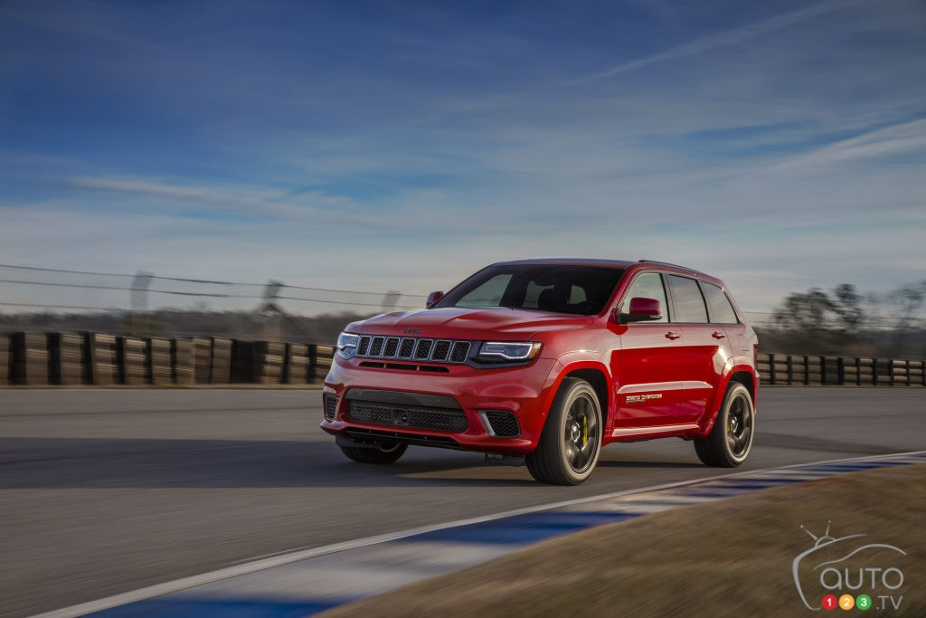 2019 jeep grand cherokee gets tech safety updates car Jeep Grand Cherokee Update