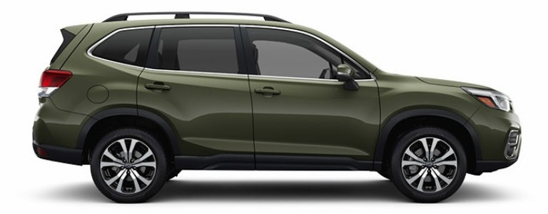 2019 subaru forester in jasper green metallicedito go hansel Subaru Forester Jasper Green Metallic