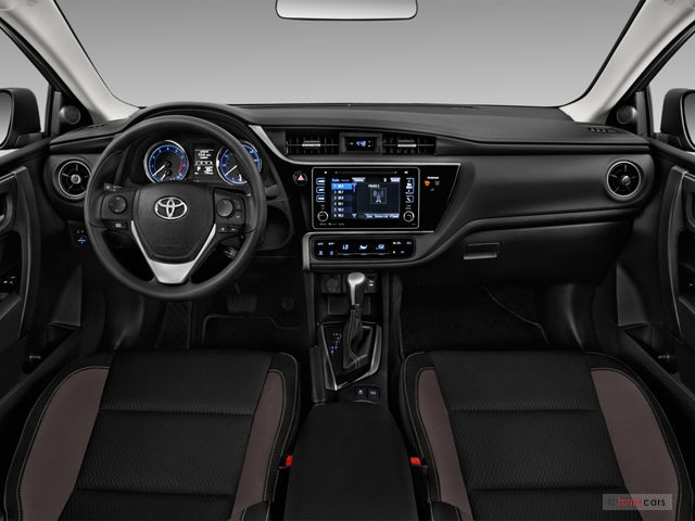 2020 toyota corolla 302 interior photos us news world Toyota Corolla Interior