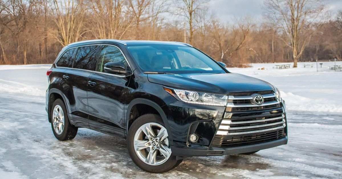 2020 toyota highlander review still competitive but Toyota Highlander Review