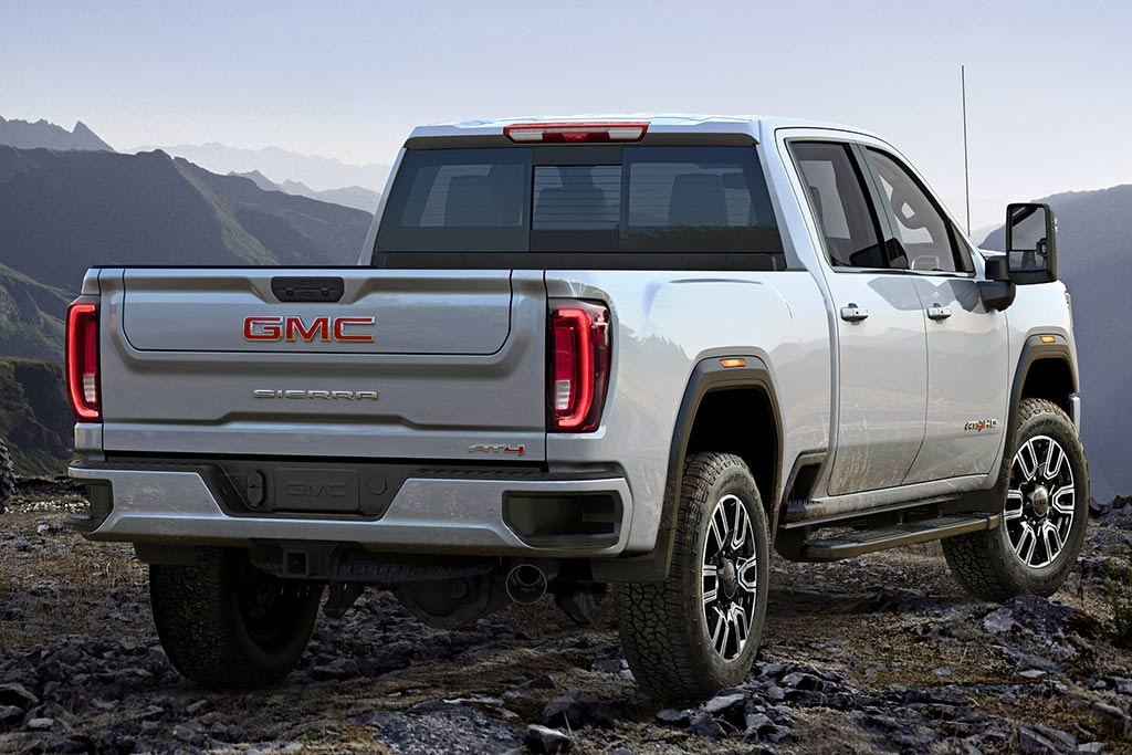 2020 vs 2020 gmc sierra hd whats the difference autotrader Gmc Sierra 2500hd Body Styles