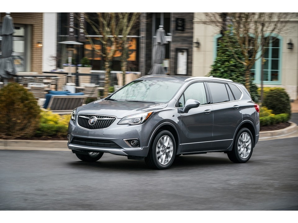 Buick Envision Release Date