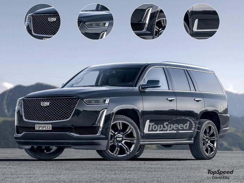 2020 cadillac escalade top speed Cadillac Escalade New Body Style