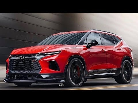 2020 chevrolet blazer its back better than ever Chevrolet Blazer Ss With 500hp