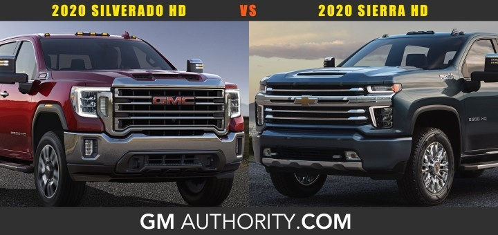 2020 chevrolet silverado hd vs 2020 gmc sierra hd poll gm Gmc 2500 Vs Chevy 2500