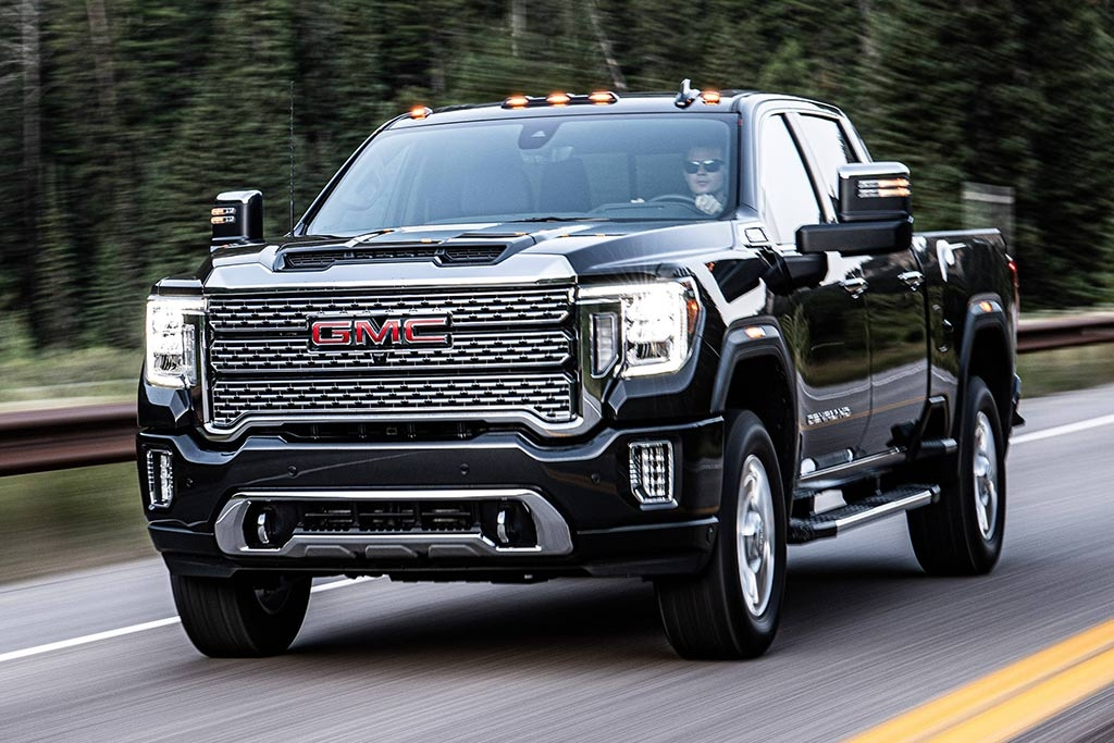 2020 gmc sierra hd vs 2020 chevrolet silverado hd whats Gmc 2500 Vs Chevy 2500