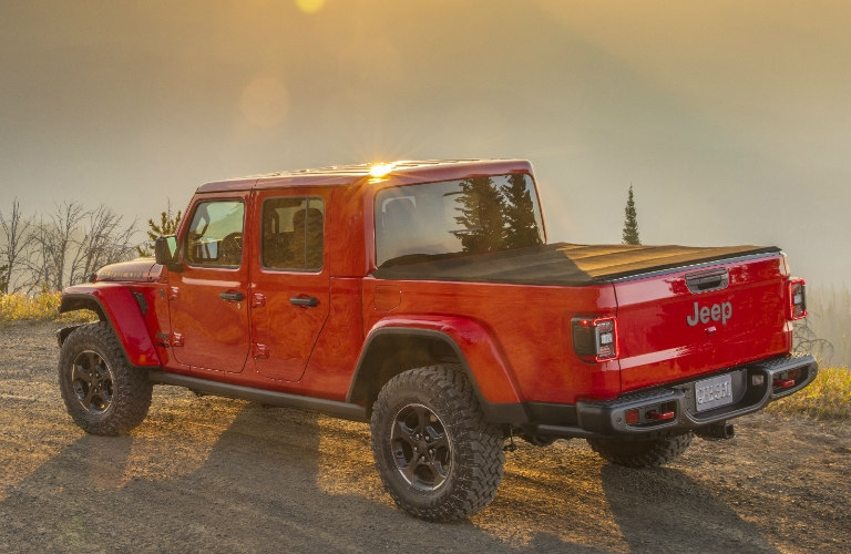 2020 jeep gladiator engine options and off road features Jeep Gladiator Engine Options