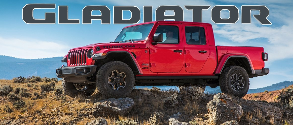 2020 jeep gladiator pickup truck jt news parts specs Jeep Gladiator Aftermarket Parts