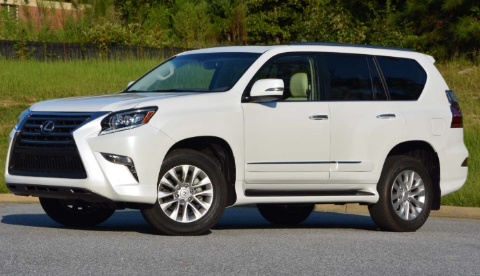 2020 lexus gx 460 spy photos price interior 2020 2021 Lexus Gx 460 Spy Photos