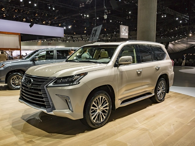 2020 lexus lx 570 release date redesign price suv project Lexus Lx 570 Release Date