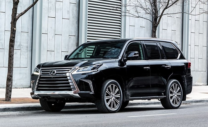 2020 lexus lx 570 review rating specs price toyota cars Lexus Lx 570 Release Date