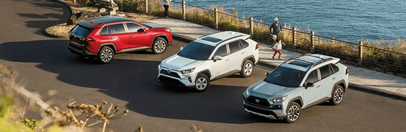 2020 toyota rav4 colors exterior interior custom packages Toyota Exterior Colors