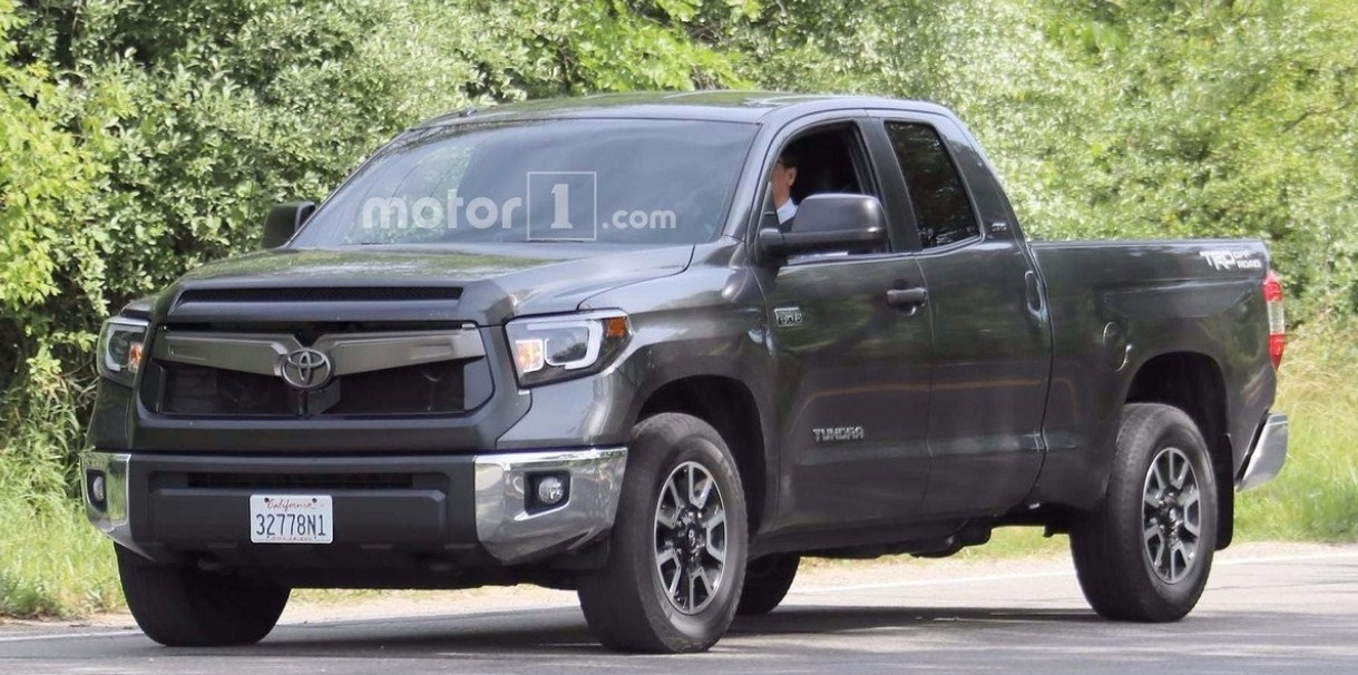 2020 toyota tundra rumors changes release date price Toyota Tundra Release Date