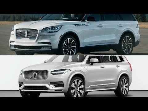 Lincoln Aviator Vs Volvo Xc90
