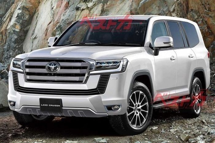 2021 toyota land cruiser redesign release date price Toyota Land Cruiser Redesign