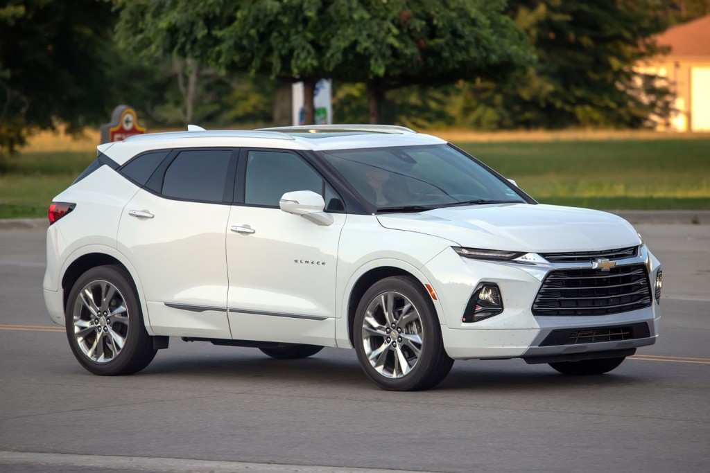 52 new chevrolet blazer 2020 ss with 500hp pictures for Chevrolet Blazer Ss With 500hp