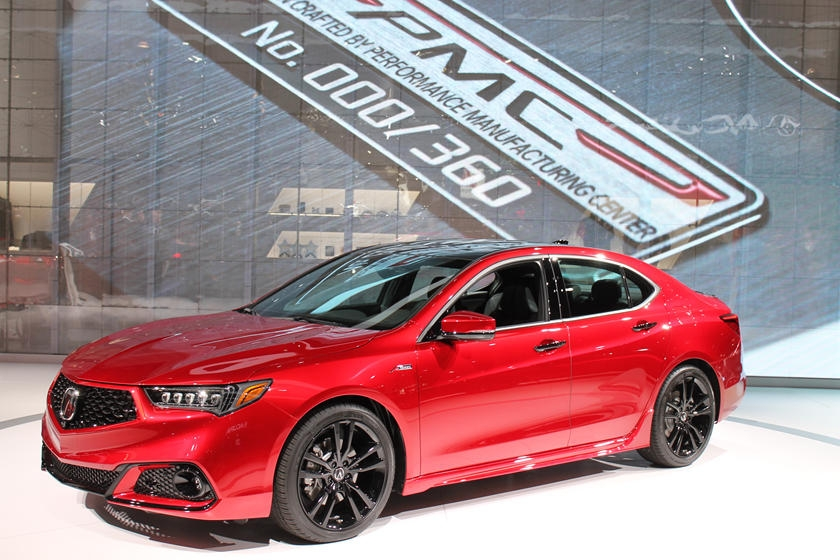 acuras upcoming type s models will be everything you want Acura Tlx Type S Horsepower