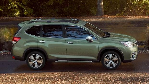 all new forester front and centre for subaru new zealand Subaru Forester New Zealand
