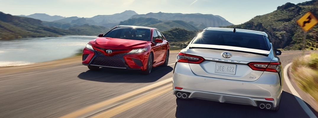 available 2020 toyota camry interior and exterior color options Toyota Exterior Colors