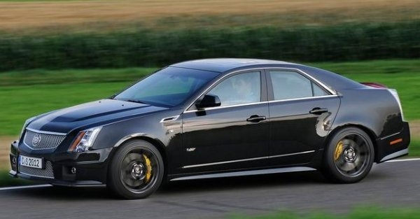 cadillac cts v will debut in detroit possibly with Cadillac With Corvette Engine