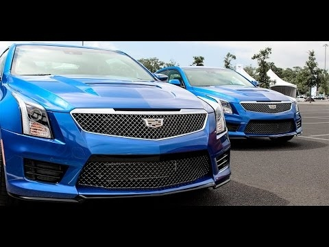 cadillac truth dare event starring the ct6 xt5 and ats v Cadillac Truth And Dare