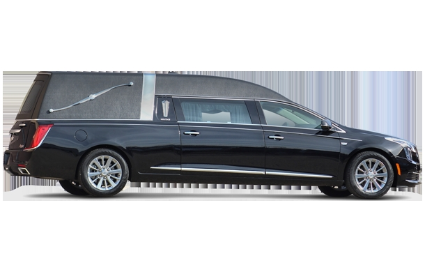 cadillac xts heritage funeral director livery operator Cadillac Funeral Coach