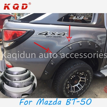 car 4×4 accessories durable abs plastic fender flare for mazda bt 50 buy wheel arch fender flaresfender flare for mazda bt 50accessories for mazda Mazda Bt 50 Accessories