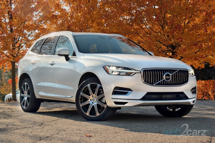 car shopping and car culture web2carz mobile Volvo Inscription Xc60