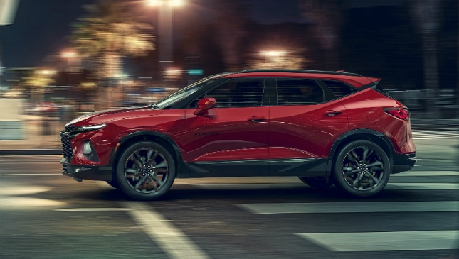 chevrolet blazer 2018 specs features Chevrolet Blazer Philippines