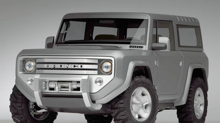 dwayne the rock johnson teases new ford bronco with decade Dwayne Johnson Ford Bronco