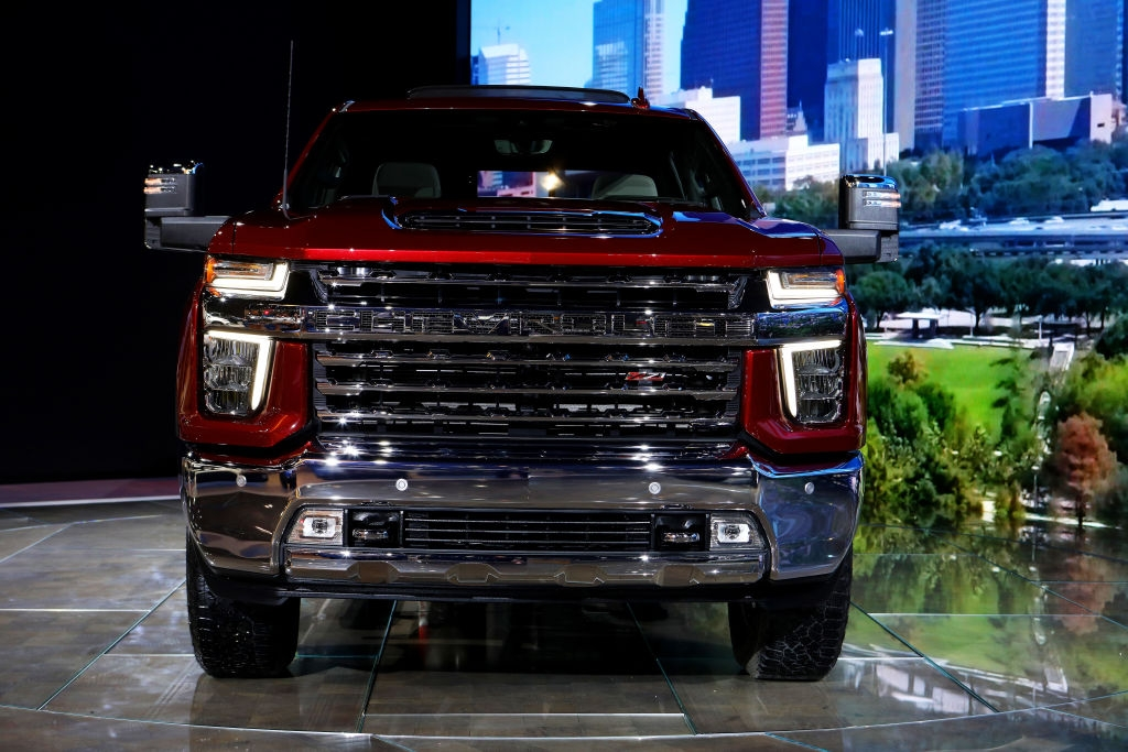 fans and critics agree the 2020 chevy silverado hd is just Chevrolet Silverado Ugly