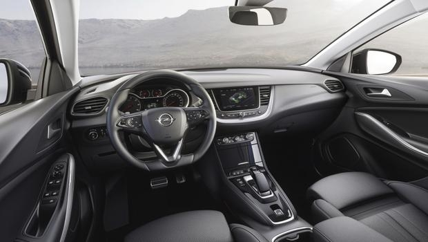 grandland x phev opels first plug in hybrid to cost around Opel Grandland X Interior