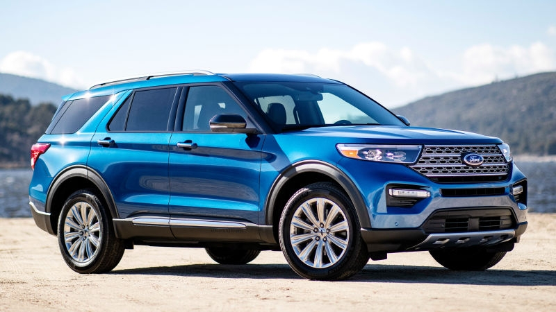 heres exactly how much the 2020 ford explorer will jump in Ford Explorer Jalopnik