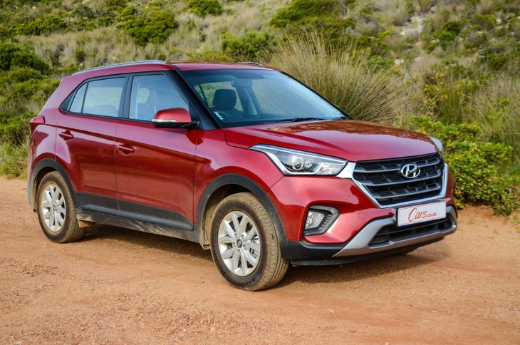 hyundai creta 16d executive 2020 quick review carscoza Hyundai Creta 1.6 Executive