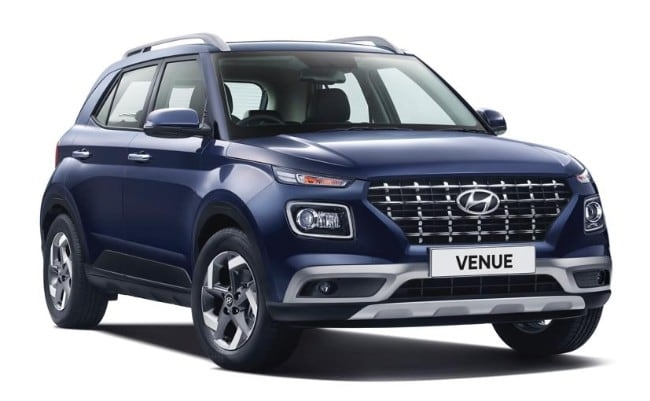 hyundai venue india launch highlights price specifications Hyundai New Car Launch
