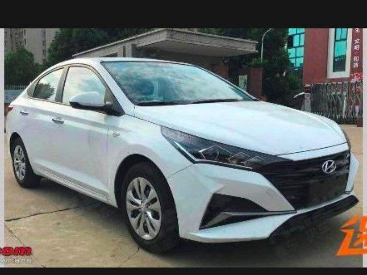 hyundai verna facelift spied in china could launch here in Upcoming Hyundai Verna