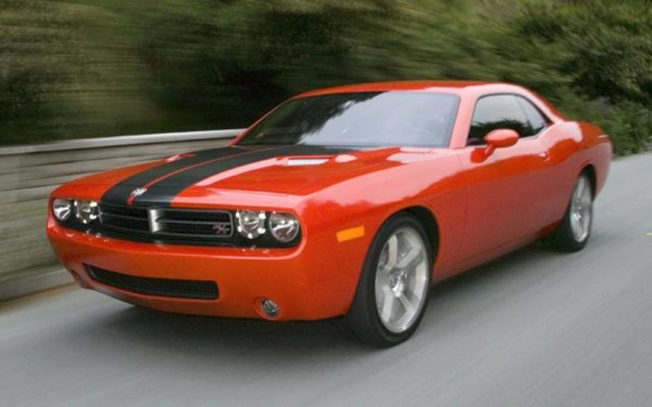 its coming chrysler to build dodge challenger concept Dodge Challenger Concept