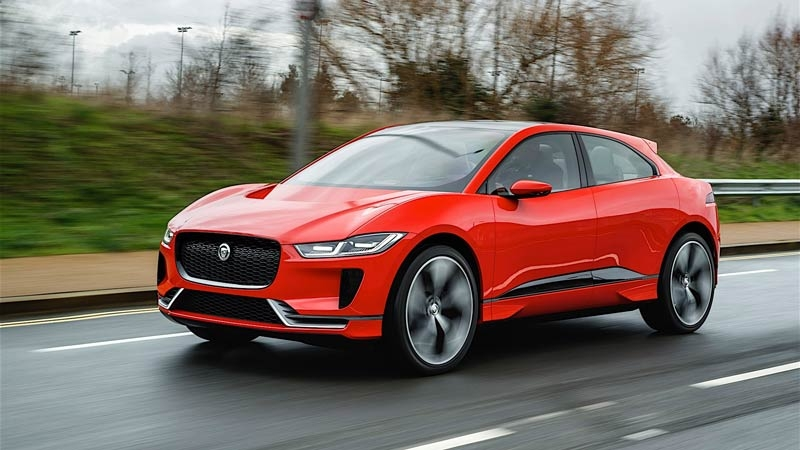 jaguar i pace price specs range and news the driven Jaguar IPace Electric Cars