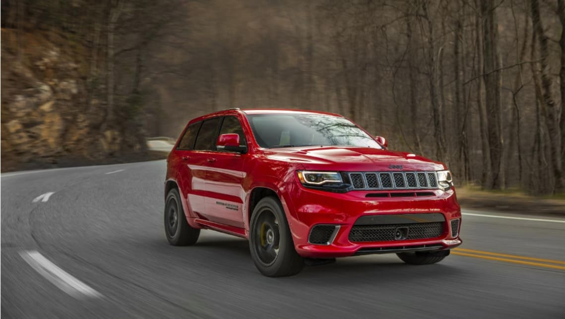 jeep grand cherokee to get seven seats in 2020 car news Kiedy Nowy Jeep Grand Cherokee