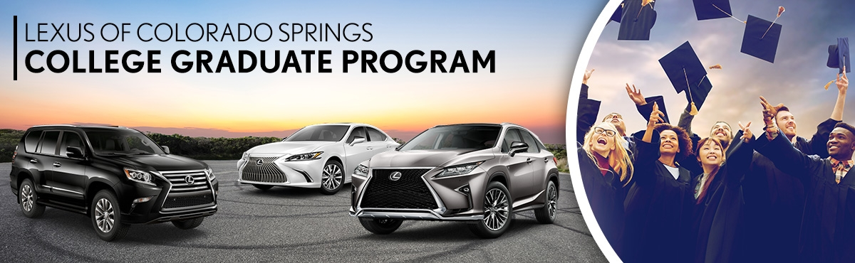 lexus college graduate program in colorado springs co Lexus Future Associate Program