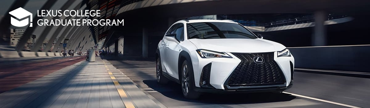 lexus college graduate program serving atlanta ga Lexus Future Associate Program