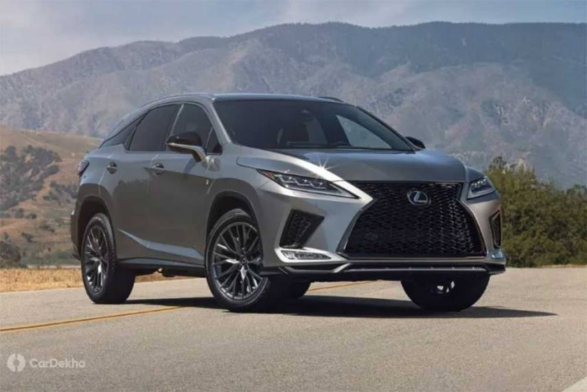 lexus unveils 2020 rx facelift with updated design and tech Lexus Rx 450h Facelift
