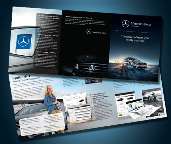 mercedes benz brochure on wacom gallery Mercedes Benz Brochure