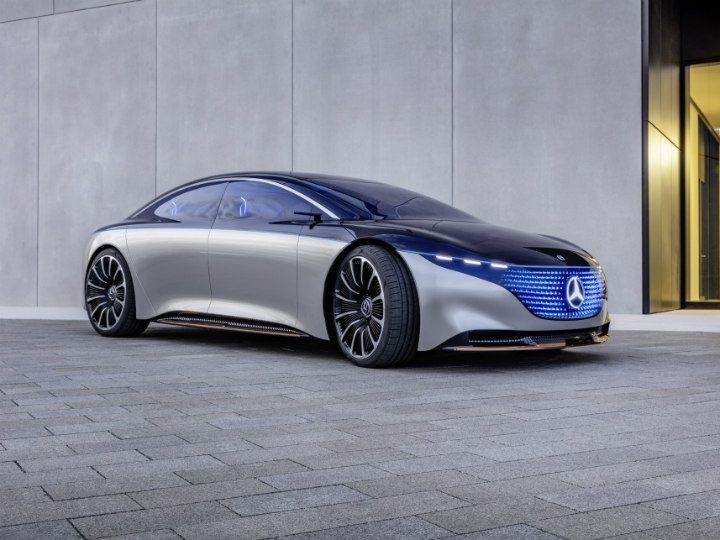 mercedes benz vision eqs the s class future in detailed Mercedes Upcoming Cars
