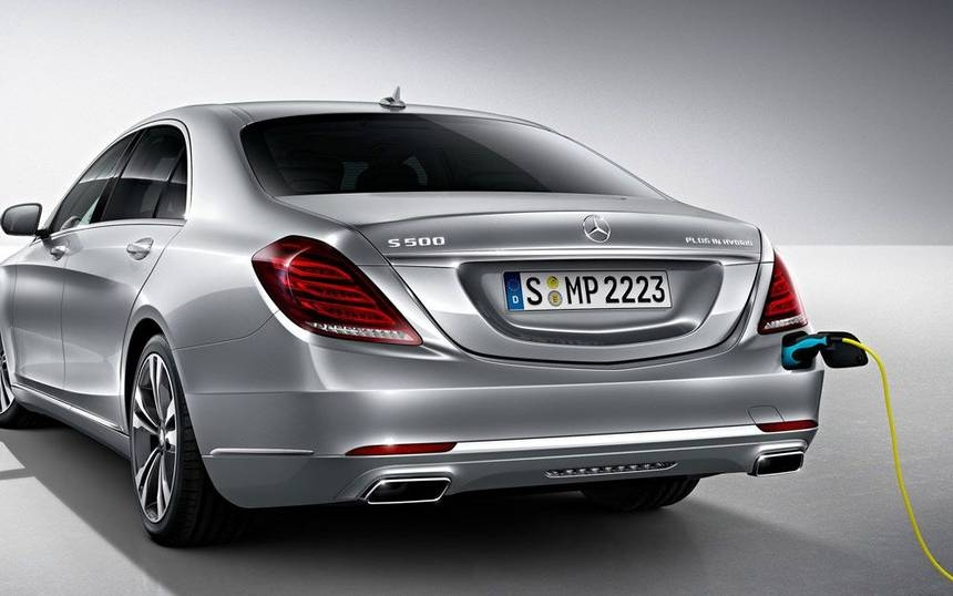 mercedes to introduce 10 plug in hybrids vehicles 2020 Mercedes Plug In Hybrid